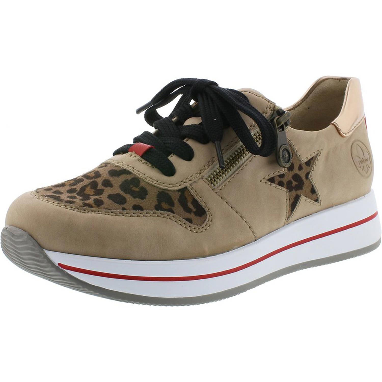Rieker N4531 63 Nude | Sneaker Low | Sneaker | Damen | q0PYH