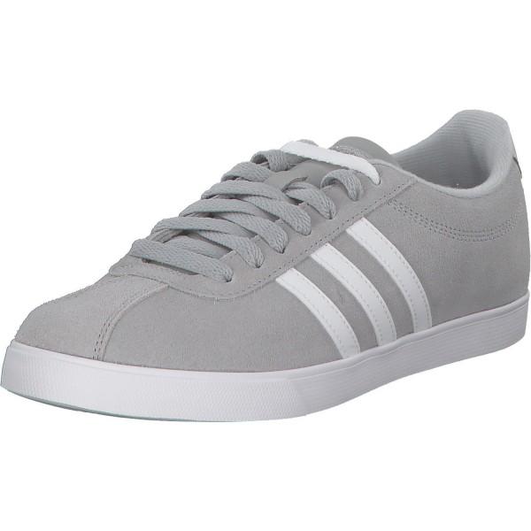 Frauen Schuhe adidas neo Courtset Sneaker hellgrau