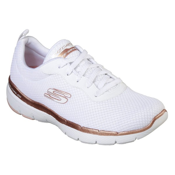 Skechers Flex Appeal 13070 WTRG Weiß
